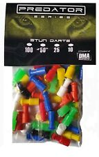 100 Pack of .40 cal Predator Blowgun Stun Darts