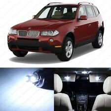 15 x White LED Interior Canbus Light Package For 2004 - 2010 BMW X3 E83 + TOOL