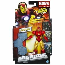 Marvel Legends Epic Heroes Iron Man Figura De Acción