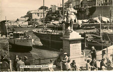 BRIXHAM( Devon) : William of Orange Statue RP-ST ALBANS