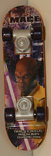 "2010 Mace Windu #8 Skateboard 4"" Finger Board McDonalds Star Wars Clone"