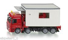 Camion C/garage mobile 1 50 Siku Sk3544 Modellino