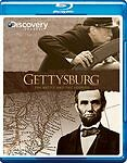 Gettysburg: The Battle and the Address (Blu-ray Disc, 2009, Blu Ray)