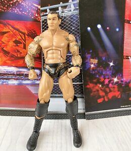 JAKKS DELUXE WWE LEGEND KILLER RANDY ORTON EVOLUTION Figure KID Toy Wrestling