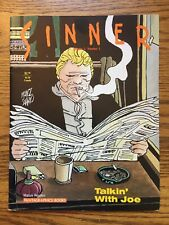 SINNER Vol 1 #1 (1987) VF- FANTAGRAPHICS BOOKS  GRAPHIC NOVEL
