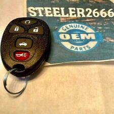1X  OEM 22733524 GM KEY FOB Transmitter Remote Genuine