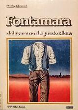 CARLO LIZZANI FONTAMARA DAL ROMANZO DI IGNAZIO SILONE ERI EDIZIONI RAI 1980
