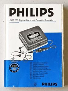 User Manual Instructions for Philips DCC 130