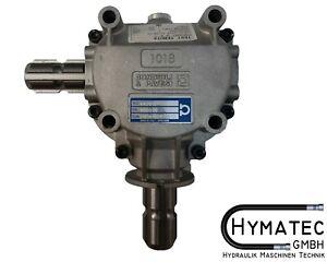 Zapfwellengetriebe, Winkelgetriebe 1018 i=1:1 Version B