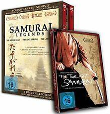 Samurai Legends (The Last Sword, The Hidden Blade, Twilig...   DVD   Zustand gut