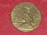 [Coll.J. DOMARD SPORTS] RARE! MEDAILLE 2e CONCOURS NATIONAL TIR 1885 LDP PARIS