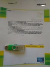 Microsoft Windows Server 2016 Datacenter w/ 5 CAL COA CERTIFICATE & MS USB