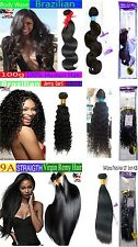 Brazilian Body Wave Virgin Human Hair Weave 1 n 3 Bundles 10 Colors Ombre Thick