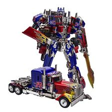 WJ SS05 Commander Oversized Optimus Prime Transformers Action Figure Kids Toys