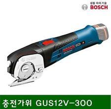 Bosch Tool GUS12V-300 12V Cordless Universal Metal Shear GUS10.8V-L8V-L_NHJK C