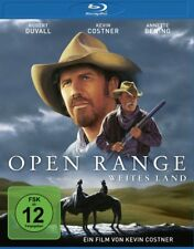 OPEN RANGE - Blu-ray Region B  - Kevin Costner - free shipping worldwide
