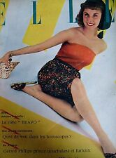 It no. 0349 the horoscopes dress bravo gerard philipe madras in tete 1952