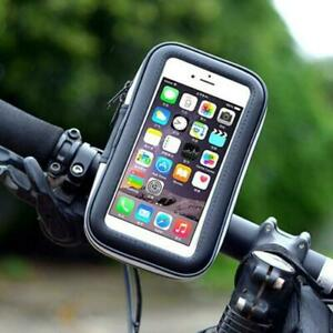 Bicycle Bike Mount Holder Cycle Case Cover Waterproof for All Mobile Phones