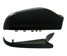 Vauxhall Astra H MK5 04-09 Wing Mirror Cover & Lower Holder RHS Black Sapphire