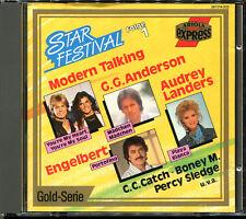 STAR FESTIVAL FOLGE 1 - GOLD SERIE ARIOLA EXPRESS - CD COMPILATION [1372]