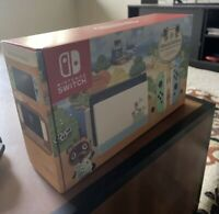 Animal Crossing: New Horizons Limited Edition - Nintendo Switch Console