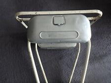porte bagage arrière boites outil vintage Vintage Rear Pannier Carrier Rack Tool