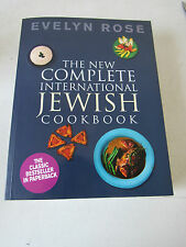 THE NEW COMPLETE INTERNATIONAL JEWISH COOKBOOK - EVELINE ROSE - 2004