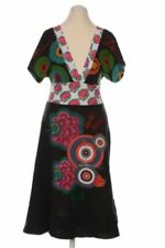 Desigual Kurzarm Damenkleider aus Baumwolle