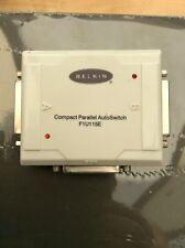 Belkin Parallel Auto Switch F1U115E