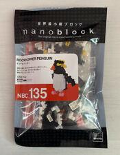 NANOBLOCK ROCKHOPPER PENGUIN 130 PIECES NBC 135