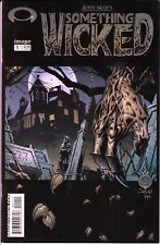 SOMETHING WICKED Issue #1 October 2003 Jerry Beck