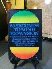 60 seconds to mind expansion By Harold Cook