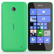 Téléphones mobiles verts avec quad core, 8 Go