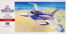 Hasegawa PT44 F-16F BLOCK 60 FIGHTING FALCON 1/48 Scale Kit