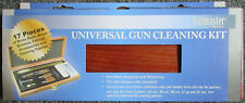 Gunmaster Ugc 66W 17 Piece Universal Gun Cleaning Kit with Wooden Case