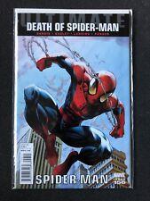 Marvel Comics Death Of Spider-Man #156  Good Condition