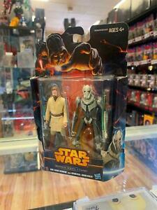 Obi-Wan Kenobi & General Grievous (Star Wars, Mission Series: Utapau)