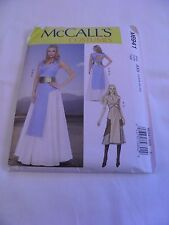 McCall's Costume  M6941, Misses Tabards, Skirts and Belt. Size 4-12 NEW UNCUT