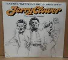 Jerry Clower Yazoo City Mississippi vinyl Comedy LP Record New SEALED cutout