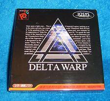 Neo Geo Pocket Color Game-Delta WARP