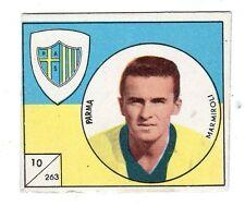 FIGURINA    CALCIATORI   VAV  1958-59    NR  263   MARMIROLI      PARMA