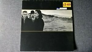 U2 - THE JOSHUA TREE .           LP.