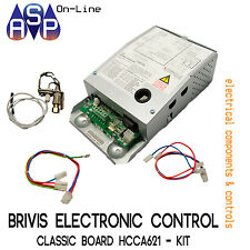 BRIVIS ELECTRONIC CONTROL CLASSIC BOARD HCCA621 COMPLETE KIT - PART# B021169