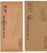 New  Zealand  2  nice  official  covers          MS1224