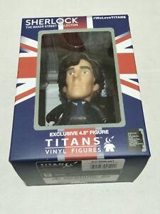 Titans vinyl figure Sherlock Holmes Benedict Cumberbatch BNIB from nerdblock
