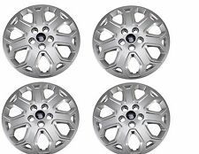 "OEM NEW 2012-2015 Ford Focus FOUR 16"" Wheel Cover Center Hub Caps Sparkle Silver"