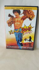 Kung Pow : Enter the Fist  ( DVD, 2002, The Chosen Edition )  ~  HILARIOUS