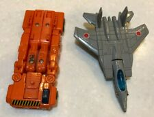 Jet and transporter gobots machine robo combinator