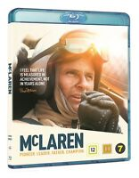 McLaren (Documentary) Blu Ray