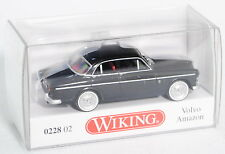 Wiking 022802 Volvo Amazon 121 (Typ P120) Stufenhecklimousine 1:87